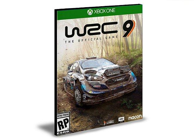 WRC 9 FIA World Rally Championship  Xbox One e Xbox Series X|S  MÍDIA DIGITAL