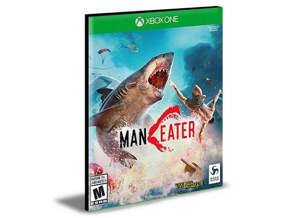 Maneater  Xbox One e Xbox Series X S  Mídia Digital