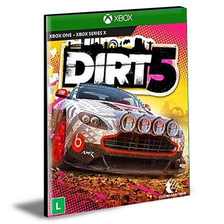 Dirt 5 Xbox One e Xbox Series X|S MÍDIA DIGITAL