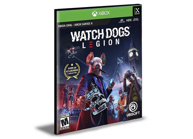 Watch Dogs Legion Xbox Series X S  Mídia Digital