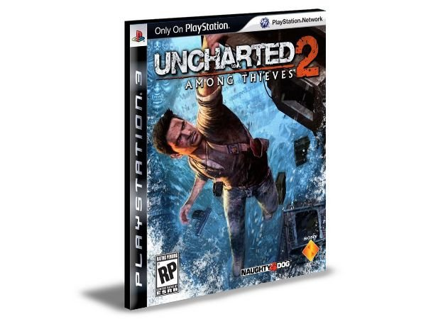Uncharted 2 Among Thieves PS3 - Português de Portugal - PSN  MÍDIA DIGITAL