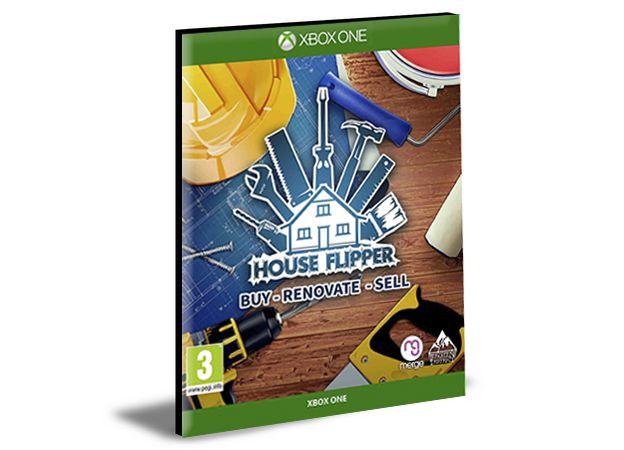House Flipper XboxOne e Xbox Series X S Mídia Digital
