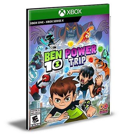 Ben 10 - Uma Super viagem XboxOne e Xbox Series X|S  Português Mídia Digital
