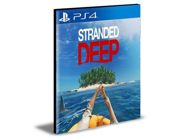 Stranded Deep Ps4 e PS5  Mídia Digital