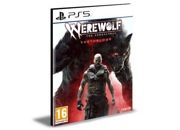 Werewolf The Apocalypse  Earthblood PS5 PSN  MÍDIA DIGITAL