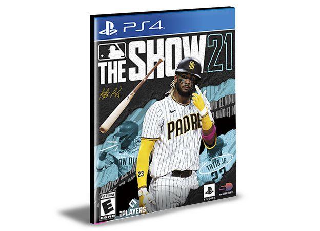 MLB THE SHOW 21 PS4 PSN MÍDIA DIGITAL