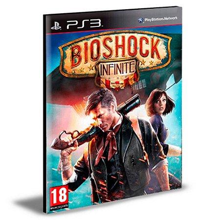 Bioshock infinite Ps3 Psn Mídia Digital