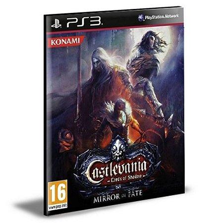 Castlevania: Lords of Shadow Mirror of Fate HD Ps3 Psn Mídia Digital