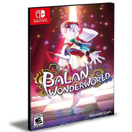 BALAN WONDERWORLD NINTENDO SWITCH Mídia Digital