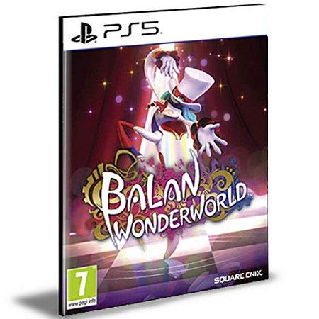 BALAN WONDERWORLD Ps5 Português Psn Mídia Digital