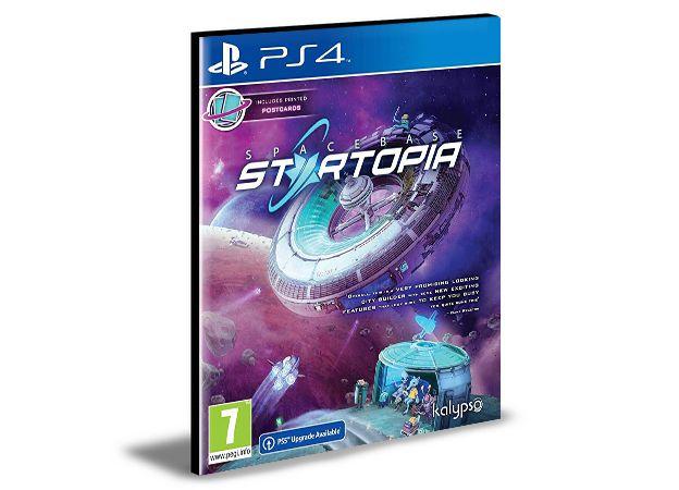 Spacebase Startopia Ps4 Psn Mídia Digital