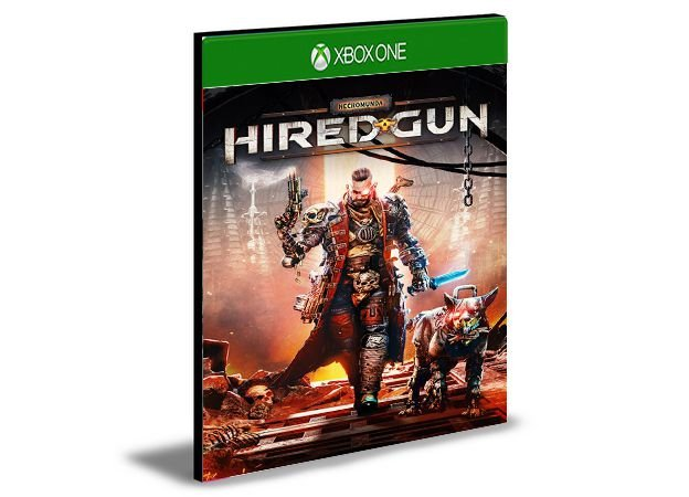 Necromunda Hired Gun Xbox One e Xbox Series X S Mídia Digital