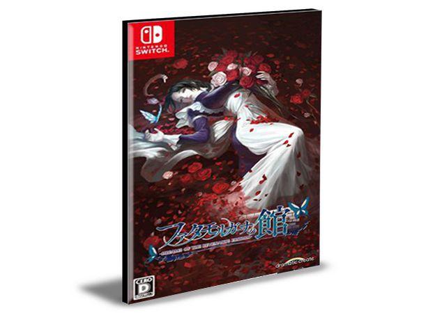 The House in Fata Morgana Dreams of the Revenants Edition Nintendo Switch Mídia Digital