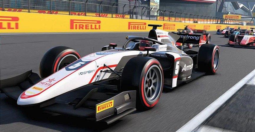 F1 2021 Português Ps4 Psn Mídia Digital - Rafa Gamer