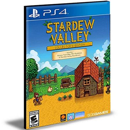 Stardew Valley Ps4 e PS5 Mídia Digital