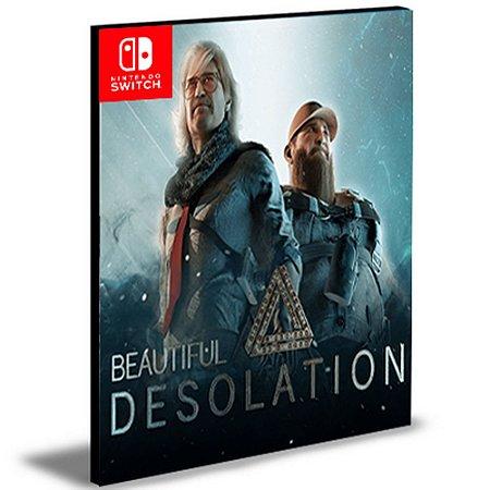 BEAUTIFUL DESOLATION Nintendo Switch Mídia Digital