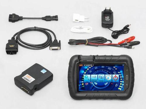 Scanner Raven 3 Com Tablet Automoveis Raven 108800 + Diesel