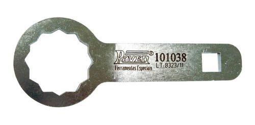 Chave Saca Filtro De Óleo 36mm Motor Fiat E-toq Raven 101038