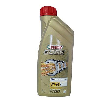OLEO CASTROL EDGE SAE 5W30 LL ACEA C3 1 Litro