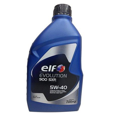 Oleo Elf EVOLUTION 900 sxr  SAE 5W40 Renault RN0700 RN0710