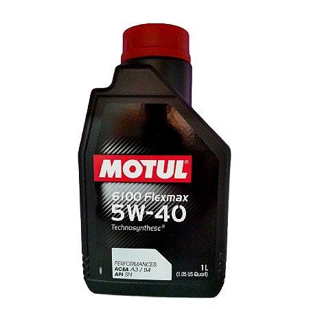 Oleo Motul FlexMax Sae 5w40 Api Sn Sintetico ACEA A3 / B4
