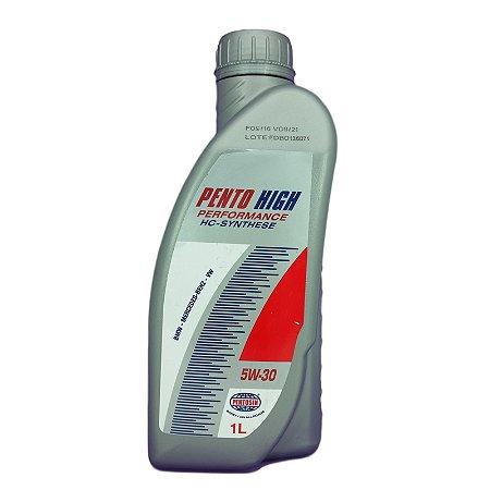 Oleo Pentosin HIGH PERFONRMANCE 5W30 API SL ALEMÃO
