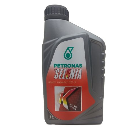 Oleo Selenia PETRONAS SAE 15W40 API SN FIAT 9.55535-G2