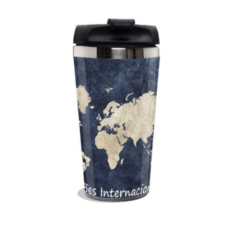 Copo Térmico Relações Internacionais.