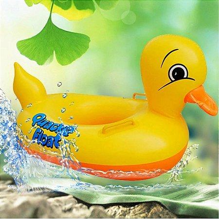Boia De Pato Para Seu Bebe nadar
