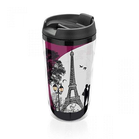 Copo térmico 250 ml Paris pequeno