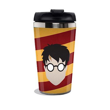 Copo Térmico Personalizado Harry Potter Colorido filme