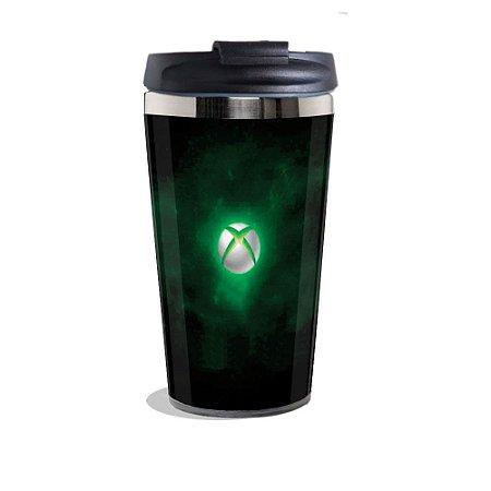 Copo Termico Personalizado Xbox.