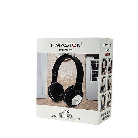 Headset Wireless 4.2 + EDR - B16