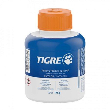 Cola para PVC Incolor Frasco 175g Tigre