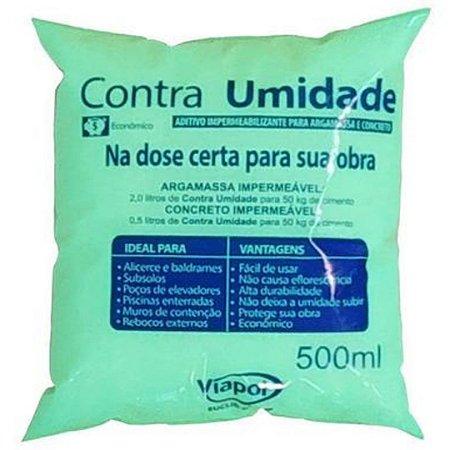 Impermeabilizante Viapol Contra Umidade Saco 500ml