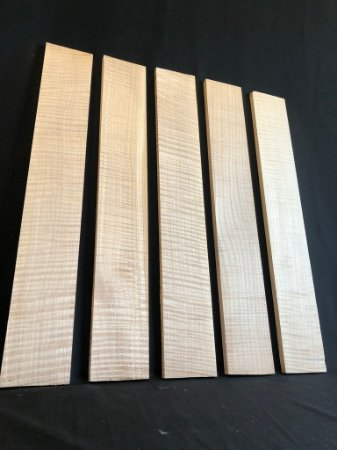 ESCALA FLAMED MAPLE 530mm