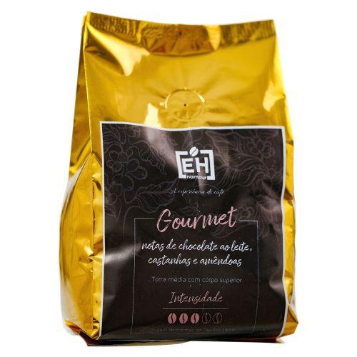 Café EH Namour Gourmet - Intensidade 3 - Grão