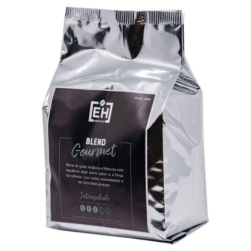 """Café EH Namour Gourmet """"""""BLEND"""""""" - Intensidade 3 - Grão"""