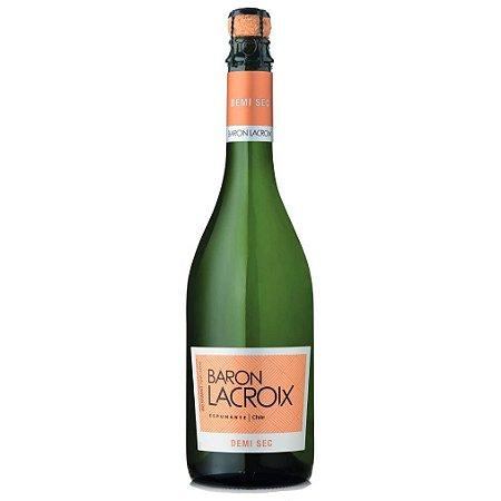 Espumante Branco Demi Sec Baron Lacroix - 750 ml