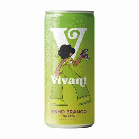 Vivant Branco Lata 269 ml