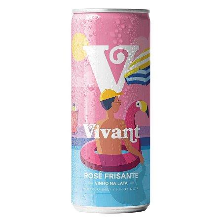Vivant Frisante Rosé Lata 269 ml