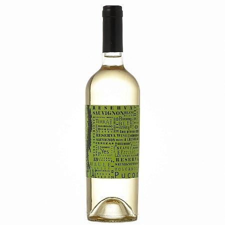 Vinho Branco Pucon Sauvignon Blanc Maule Safra 2018