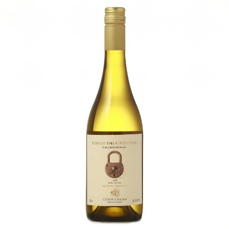 Vinho Branco Clos de Chacras Chardonnay Mendoza Cavas 2018