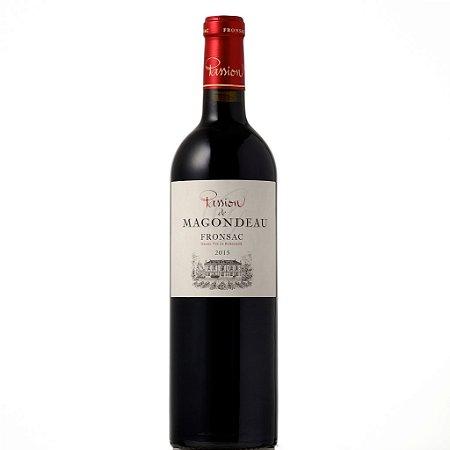 Vinho Tinto Passion de Magondeau 2015 Fronsac AOC