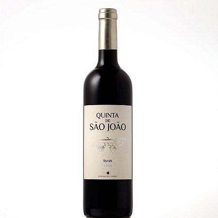 Vinho Tinto Quinta de São João Syrah Tejo DOC 2008
