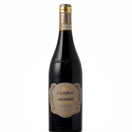 Vinho Tinto Castelforte Amarone della Valpolicella Safra 2014