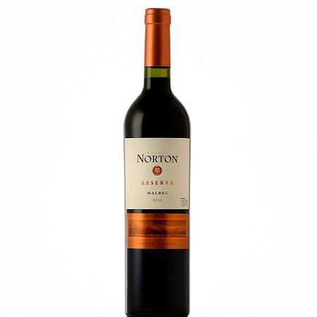 Vinho Tinto Norton Reserva Malbec Mendoza 2015