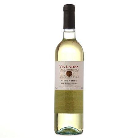 Vinho Branco Via Latina Vinho Verde Safra 2017