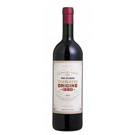 "Vinho Tinto Don Guerino ""Origine 1880"" Teroldego 2019"