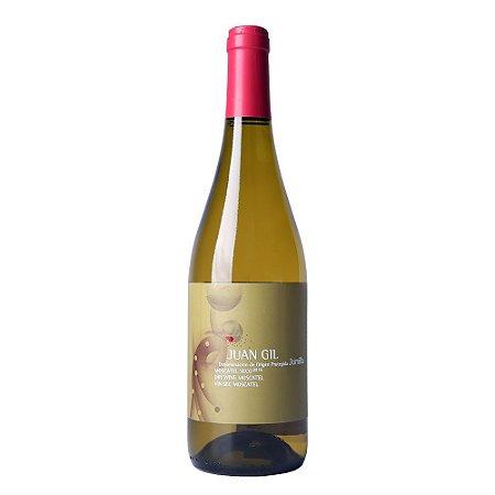 """Vinho Branco """"Juan Gil"""" Moscatel Seco 2016"""